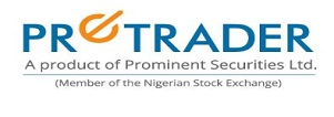 ProTrader: A product of Prominent Securities Ltd (Member of the Nigerian Stock Exchanges)